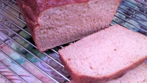 bread machine oat bread