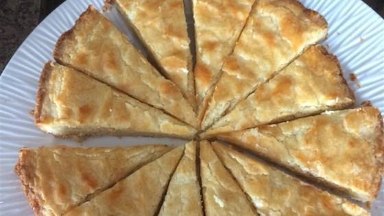 Boterkoek (Dutch Butter Cake)