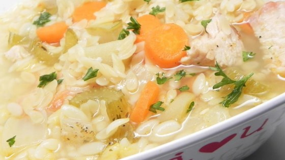 Chicken Apple Soup