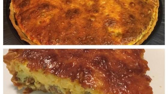 Quiche (Southern Egg Pie)