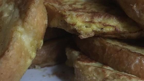 Savory Parmesan French Toast