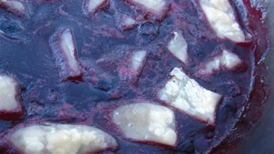 Blueberry Bake