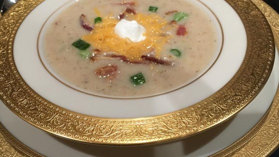 Very Easy Potato Bacon Soup