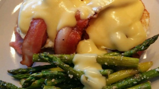 Easy hollandaise sauce recipe for asparagus