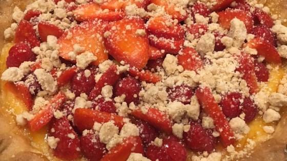Raspberry Streusel Tart Recipe - Allrecipes.com