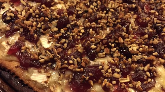 Brie and Cranberry Pizza Recipe - Allrecipes.com