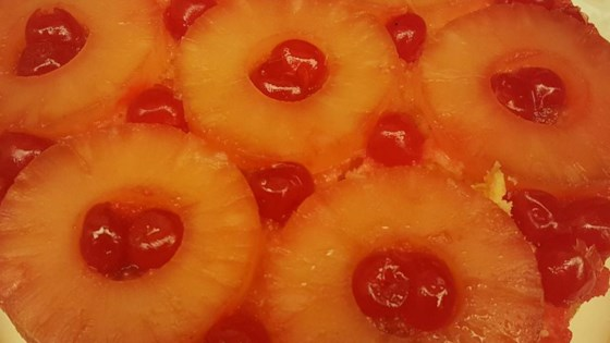 Pineapple Upside-Down Cake V