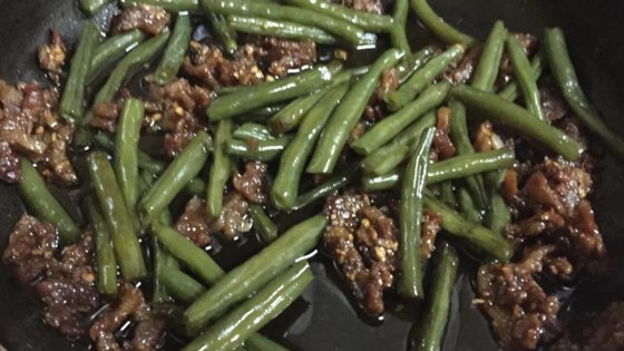 Airport Bob's Green Beans