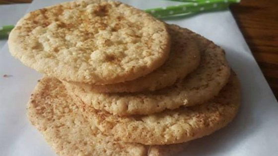 Aunt Gail's Oatmeal Lace Cookies