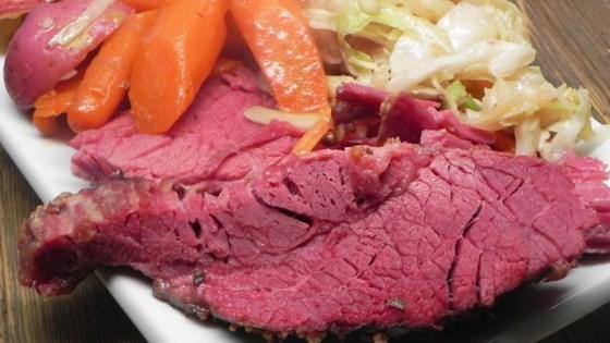 Corned Beef Irish Feast