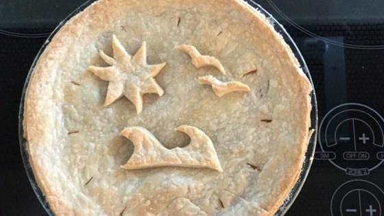 Cajun Oyster Pie