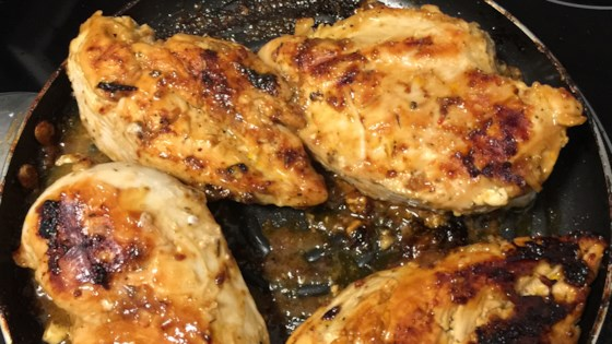Creamy Chicken Breasts