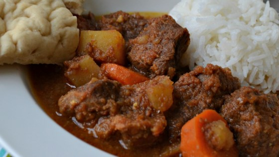 how to cook curry goat in pressure cooker