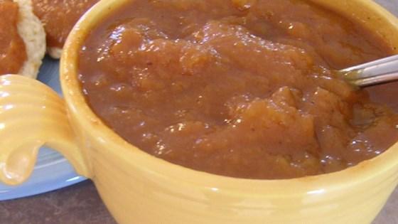 Pumpkin Apple Butter