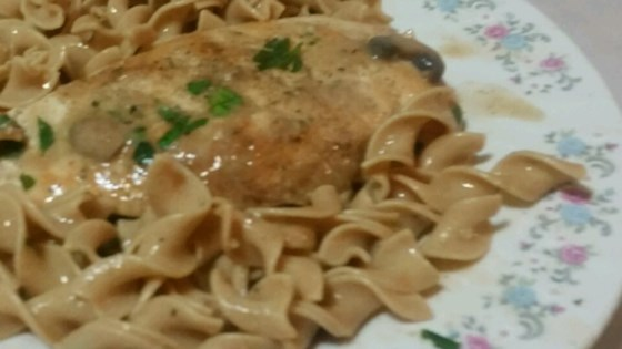Pan Sauce Chicken
