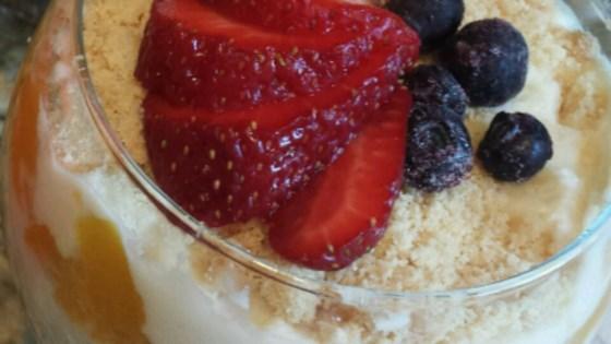 Cannoli Cream Dessert