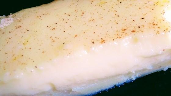 Mississippi Egg Custard Pie