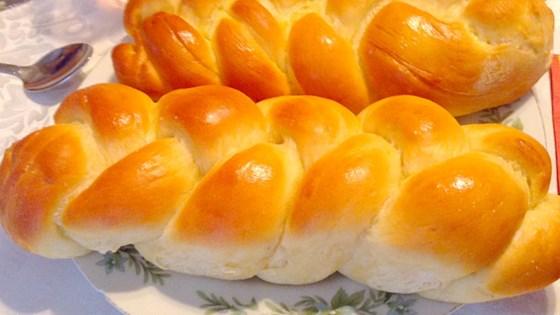 Polish Egg Bread