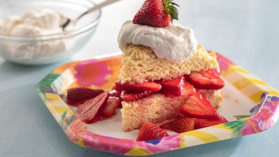 Old Fashioned Strawberry Shortcake Recipes From Scratch