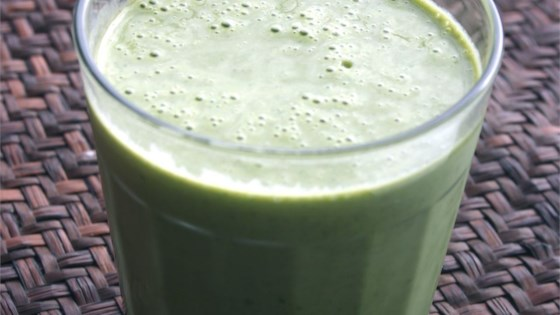 Groovy Green Smoothie