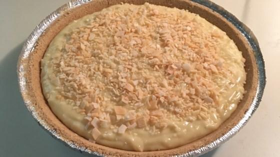 Coconut Cream Pie VII