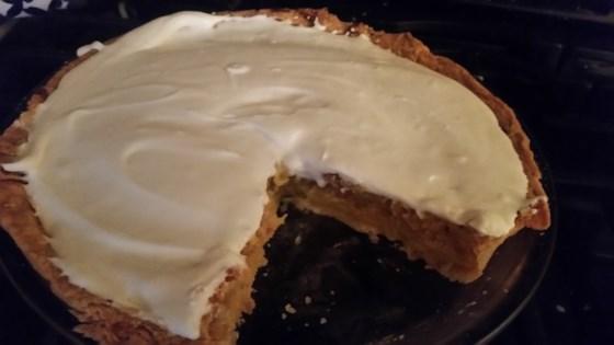 Marshall Islands Macadamia Nut Pie