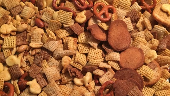 Soccer Chex® Mix