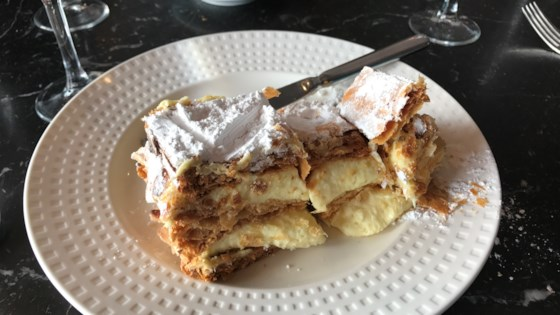 French Vanilla Slices (Mille-feuilles)