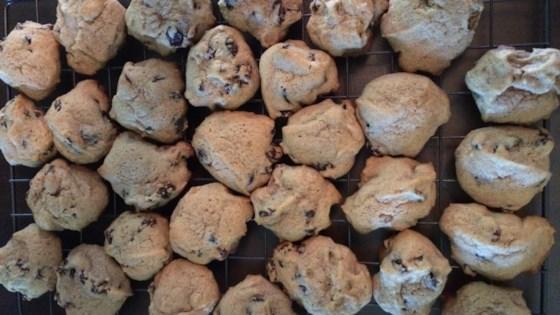 Applesauce Cookies I