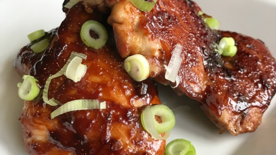Baked Chicken Recipes Thighs Slow Cooker