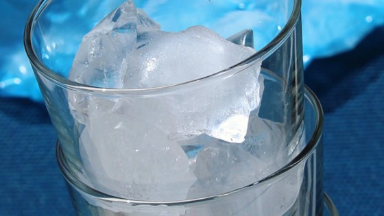 Ice for Cocktails