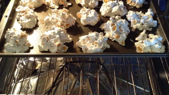 Grandma's Corn Flake Coconut Macaroons