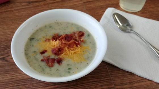 Easy potato soup recipes with bacon
