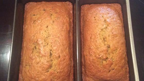 Zucchini Bread V