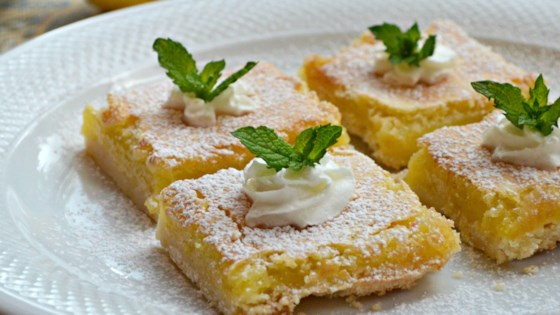 Chef John's Lemon Bars