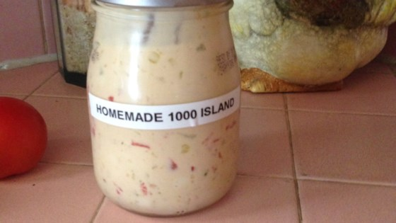 Authentic Thousand Island Dressing