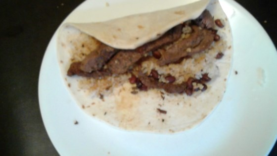 Grilled Mexican Steak