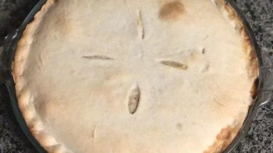 Crust for Veggie Pot Pie
