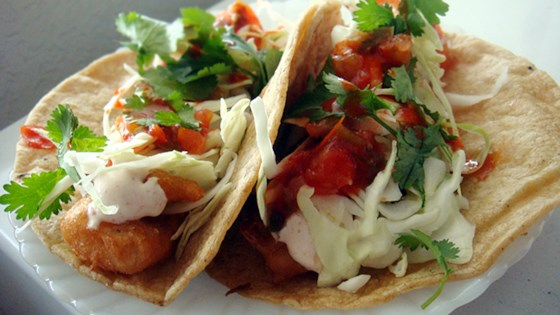 Fish tacos recipe for Best fish for fish tacos