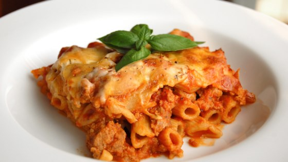 Baked Ziti I Recipe Allrecipes Com