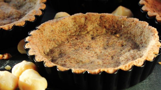 Gluten Free Macadamia Pie Crust