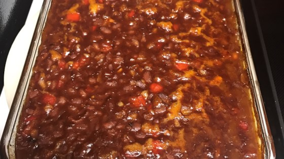 Texas-Style Baked Beans Recipe - Allrecipes.com