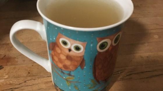 Honey Lemon Tea