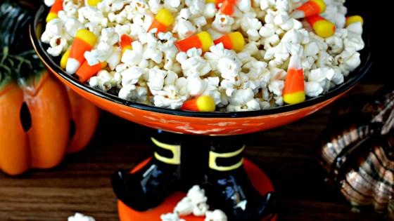 Gourmet Microwave Popcorn