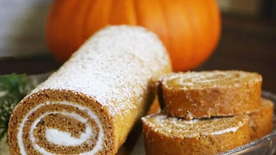 Pumpkin Roll Cake Allrecipes