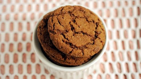 Orange Chocolate Chip Cookies Vegan