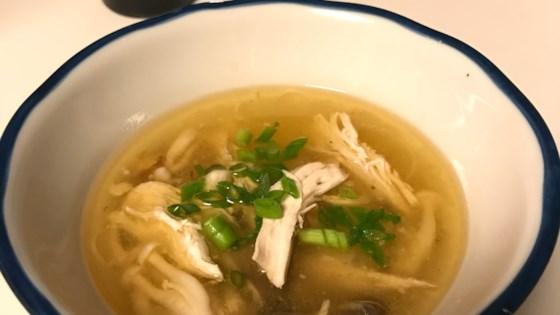 Taiwanese Sesame Oil Chicken Stew