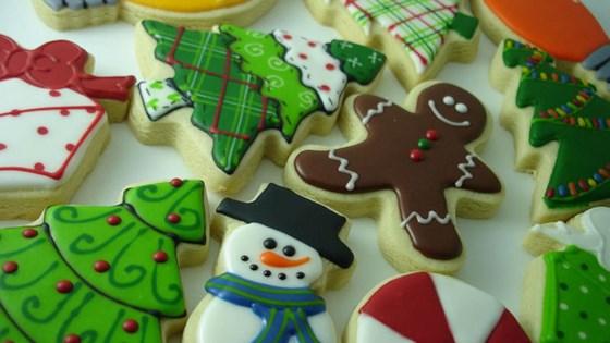 Soft Sugar Cookies V