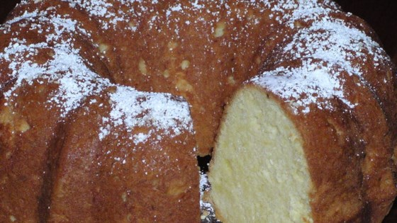 Grandma S Sour Cream Pound Cake Recipe Allrecipes Com
