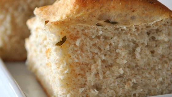 Mozzarella Basil Bread